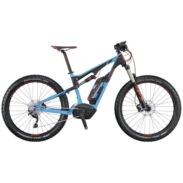 Scott E-Genius 720 Plus (2016)